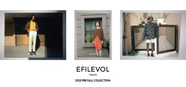 EFILEVOL 2020PRE FALL COLLECTION