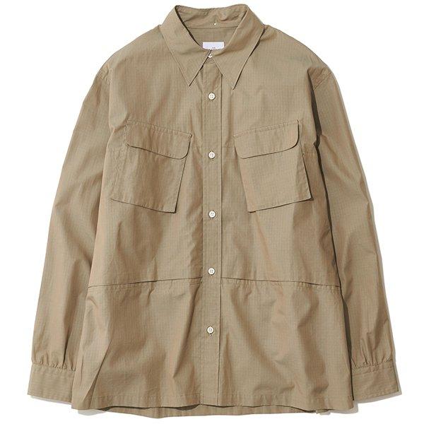 EFILEVOL エフィレボル<br />Rip-Stop So Many Pocket Shirt 2