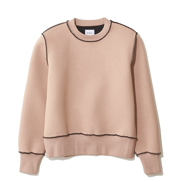 EFILEVOL エフィレボル<br />TAICHI MUKAI x EFILEVOL Inside Out Bonding Sweat P/O