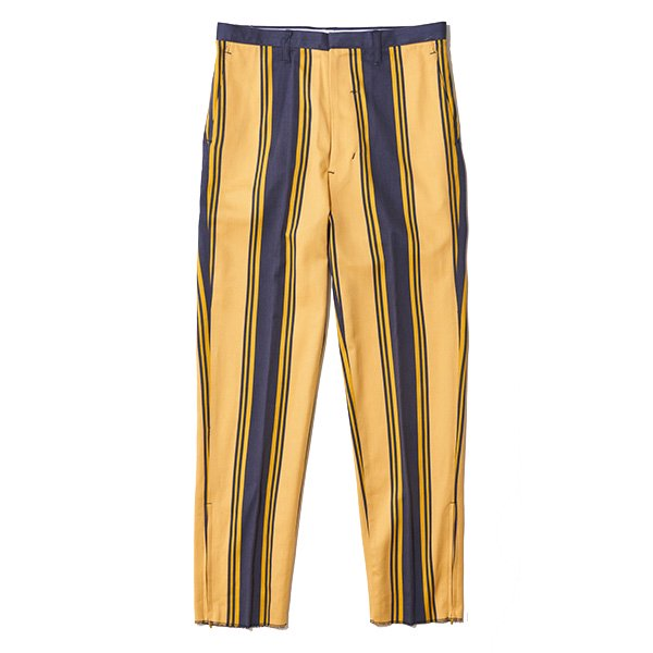 <img class='new_mark_img1' src='//img.shop-pro.jp/img/new/icons20.gif' style='border:none;display:inline;margin:0px;padding:0px;width:auto;' />THE NERDYS / STRIPE tapered pants [for Unisex]