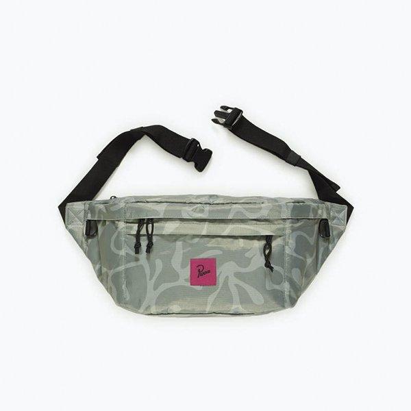 Parra パラ / bird camo waist pack XXL