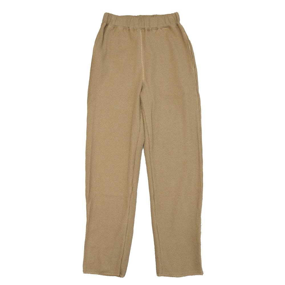 <img class='new_mark_img1' src='//img.shop-pro.jp/img/new/icons20.gif' style='border:none;display:inline;margin:0px;padding:0px;width:auto;' />THE NERDYS / STRETCH waffle pants [for Unisex]
