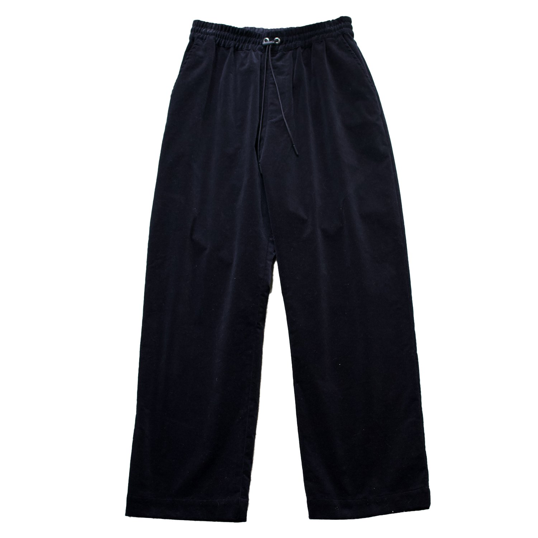 EFILEVOL エフィレボル / Corduroy Easy Loose Pants