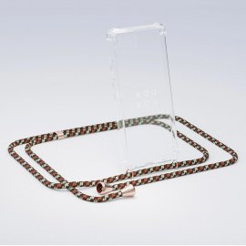 <img class='new_mark_img1' src='https://img.shop-pro.jp/img/new/icons8.gif' style='border:none;display:inline;margin:0px;padding:0px;width:auto;' />XOUXOU / Basic Necklace - Copper Camouflag - iPhone