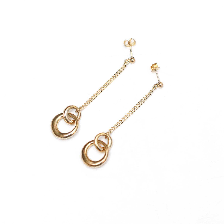 SASAI ササイ / Bond Drop Earrings