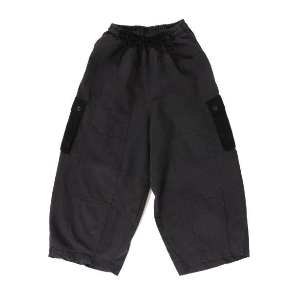 DARENIMO ダレニモ / balloon herringbone pants バルーンヘリンボーンパンツ