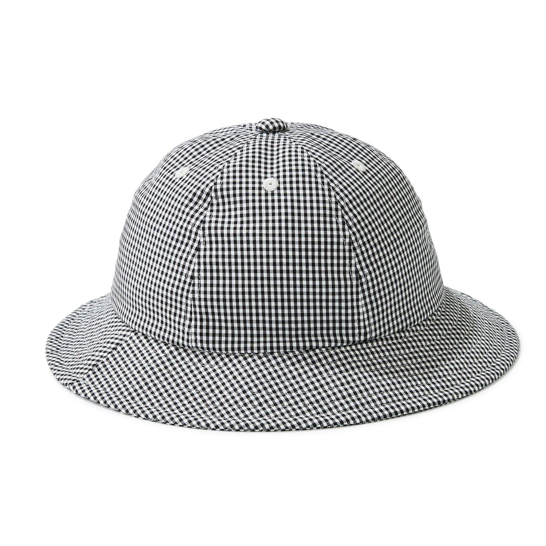 EFILEVOL エフィレボル / Gingham Checked Hat