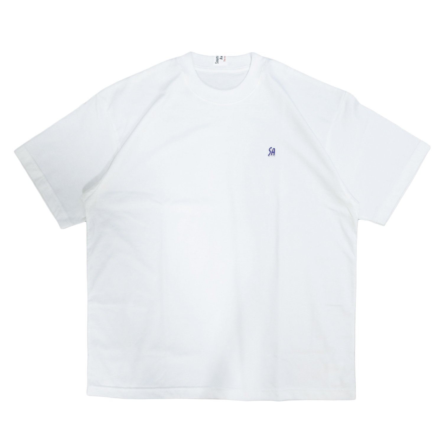 <img class='new_mark_img1' src='https://img.shop-pro.jp/img/new/icons8.gif' style='border:none;display:inline;margin:0px;padding:0px;width:auto;' />SOUNDS AWESOME /  SA Logo embroidery  T-shirt