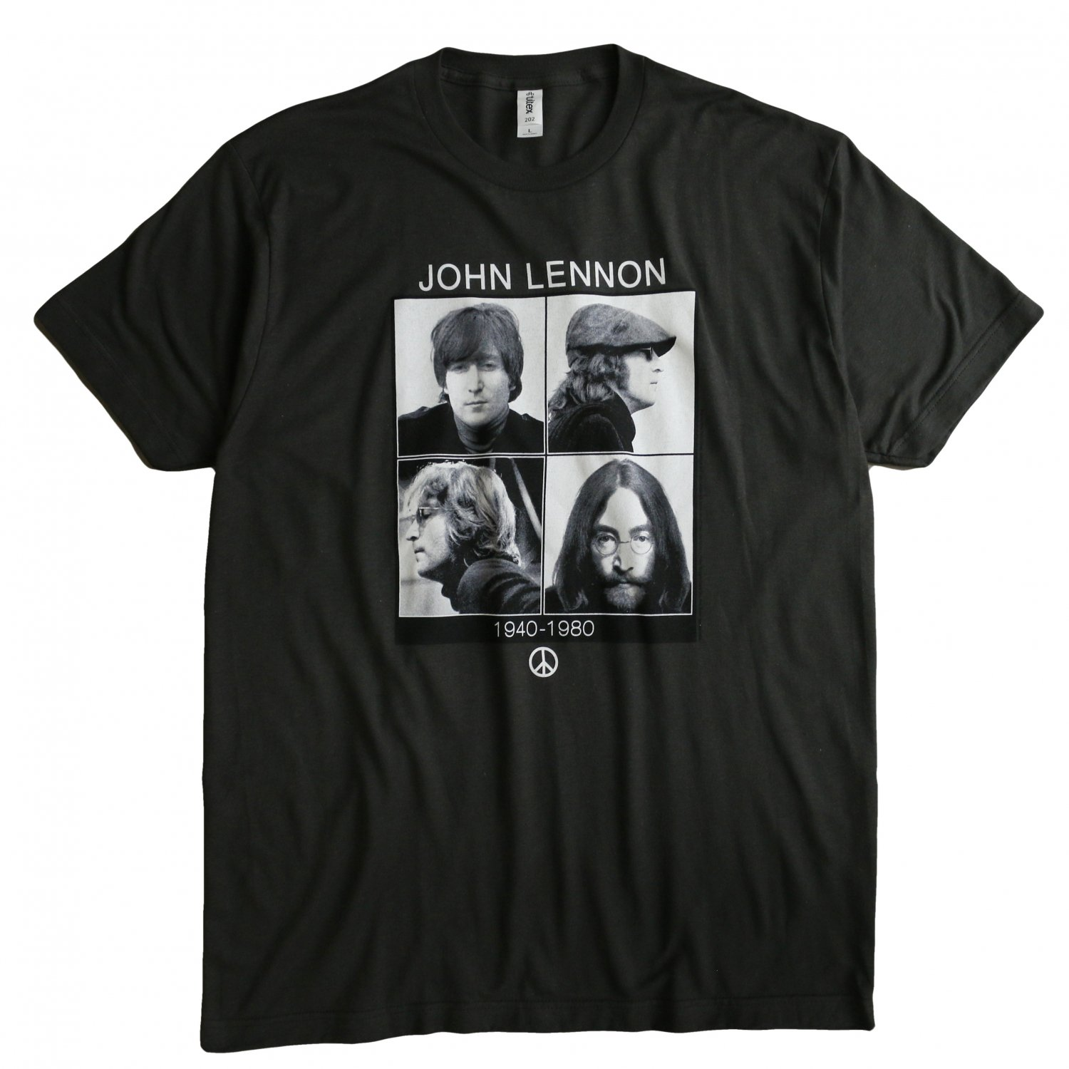 <img class='new_mark_img1' src='https://img.shop-pro.jp/img/new/icons8.gif' style='border:none;display:inline;margin:0px;padding:0px;width:auto;' />Music Tee / S/S TEE JOHN LENNON