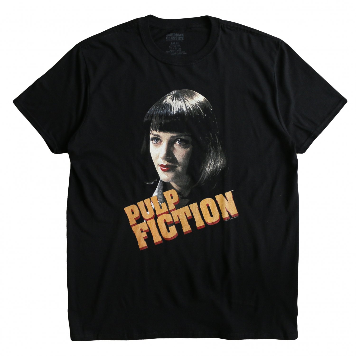 <img class='new_mark_img1' src='https://img.shop-pro.jp/img/new/icons8.gif' style='border:none;display:inline;margin:0px;padding:0px;width:auto;' />Movie Tee / S/S TEE PULP FICTION