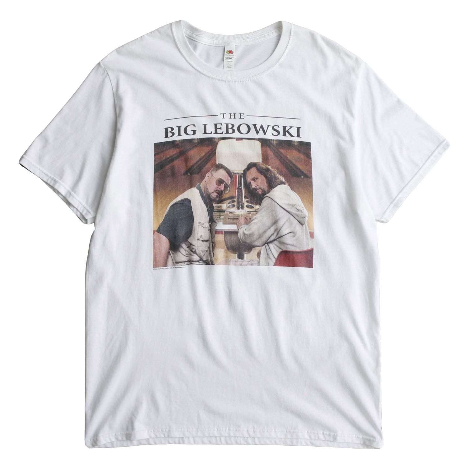 <img class='new_mark_img1' src='https://img.shop-pro.jp/img/new/icons8.gif' style='border:none;display:inline;margin:0px;padding:0px;width:auto;' />Movie Tee / S/S TEE THE BIG LEBOWSKI