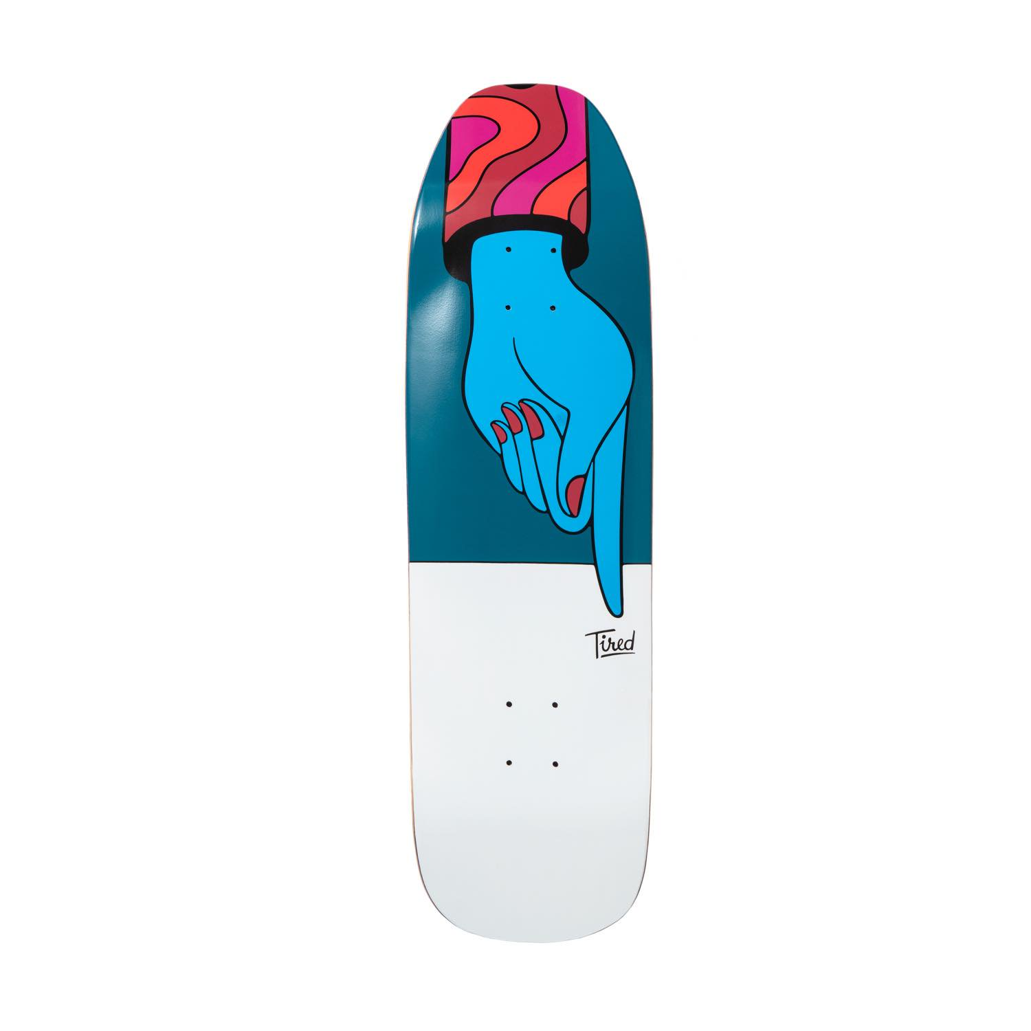 <img class='new_mark_img1' src='https://img.shop-pro.jp/img/new/icons8.gif' style='border:none;display:inline;margin:0px;padding:0px;width:auto;' />Tired タイレッド / FINGER SKATEBOARD/STUMPNOSE