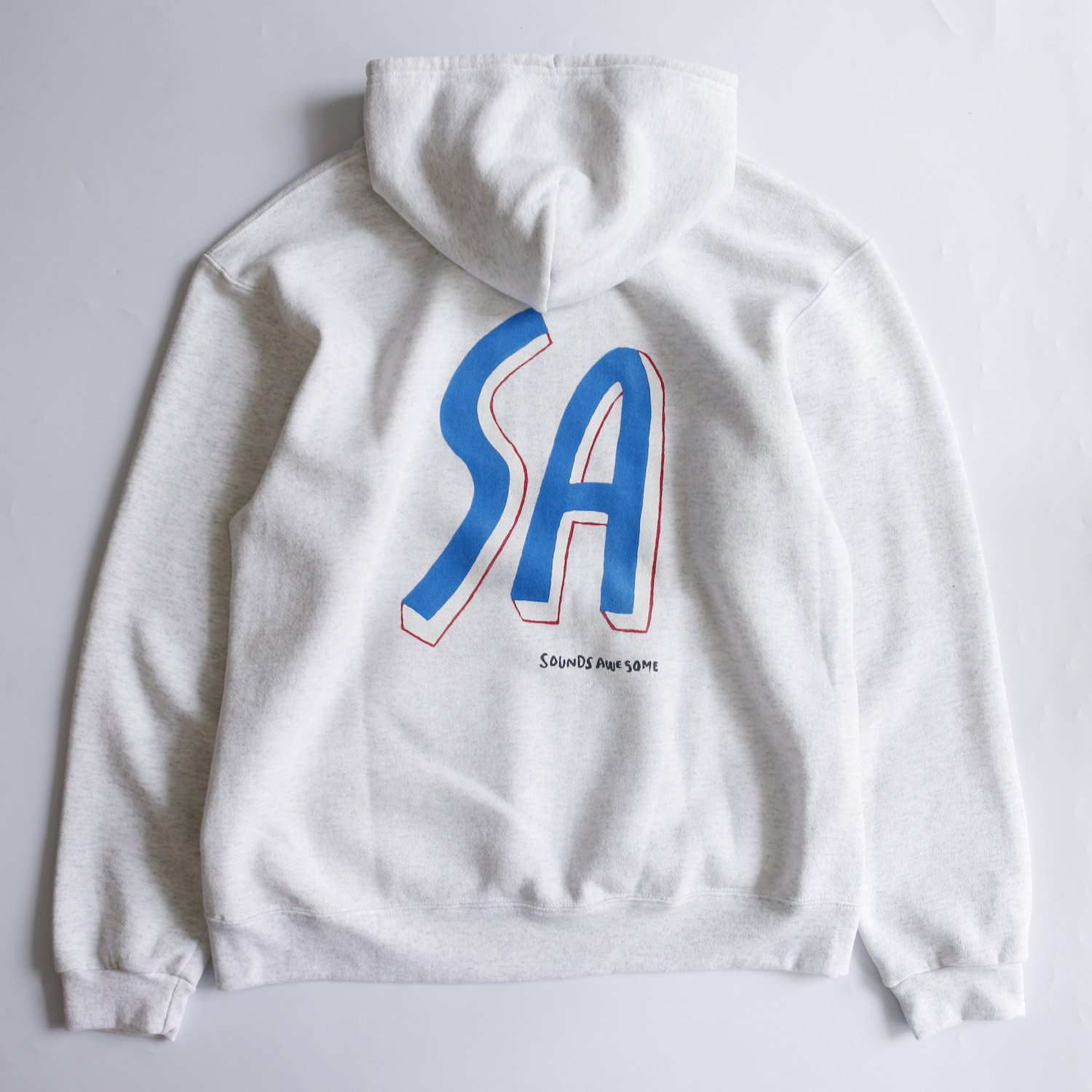 <img class='new_mark_img1' src='https://img.shop-pro.jp/img/new/icons8.gif' style='border:none;display:inline;margin:0px;padding:0px;width:auto;' />SOUNDS AWESOME / SA Logo printed Parka