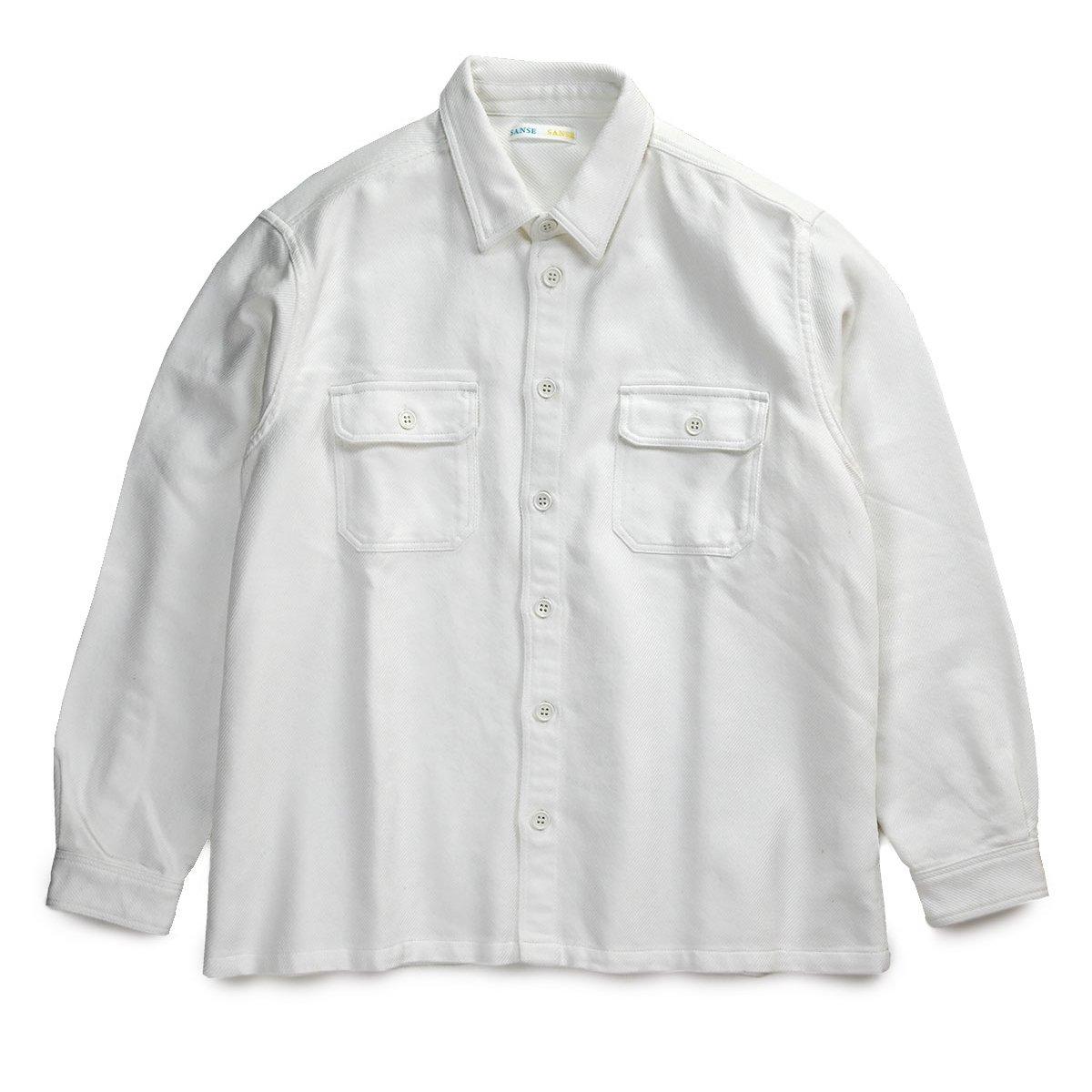 SANSE SANSE サンセサンセ / neru shirt