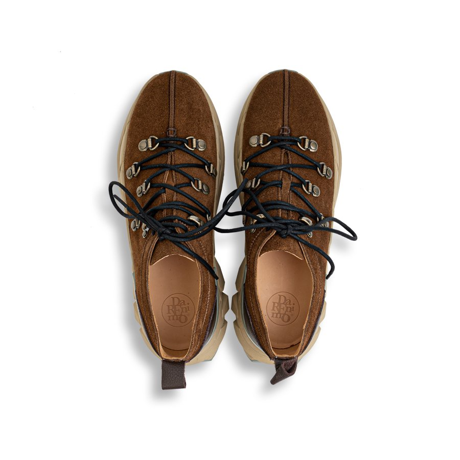 <img class='new_mark_img1' src='https://img.shop-pro.jp/img/new/icons8.gif' style='border:none;display:inline;margin:0px;padding:0px;width:auto;' />DARENIMO ダレニモ / mountain shoes(vibram)
