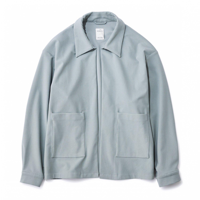 <img class='new_mark_img1' src='https://img.shop-pro.jp/img/new/icons8.gif' style='border:none;display:inline;margin:0px;padding:0px;width:auto;' />THE NERDYS ザ ナーディーズ / BIG POCKET Shirt
