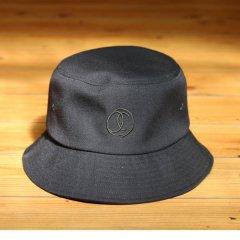 BIN(ビン) / BIN(ビン)×とんだ林蘭 Wool Sugge Backet Hat