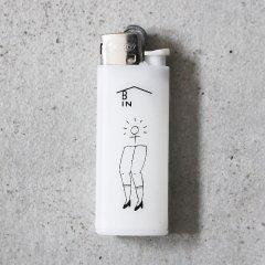 BIN(ビン)×とんだ林蘭 / ライター