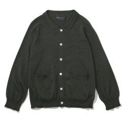 THE NERDYS(ナ−ディーズ) /  Cotton Knit Cardigan(コットンニットカーディガン)