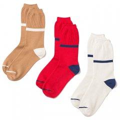 .efiLevol(���ե���ܥ�) / Lined Socks(�饤�å���)