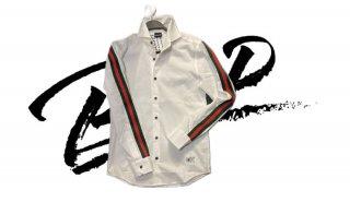 PLAYERS 国産 腕イタリアラインシャツ 予約メイン販売