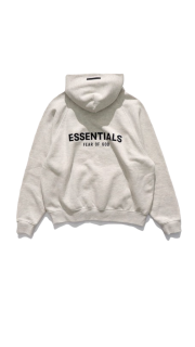 <img class='new_mark_img1' src='https://img.shop-pro.jp/img/new/icons11.gif' style='border:none;display:inline;margin:0px;padding:0px;width:auto;' />FOG ESSENTIALS 【エッセンシャルズ】 パーカー バック                                                ロゴ  裏起毛 正規品 長袖