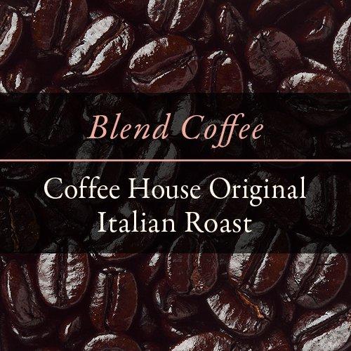 【ブレンドコーヒー】  コーヒーハウスオリジナル イタリアンロースト(ブルボン種限定)