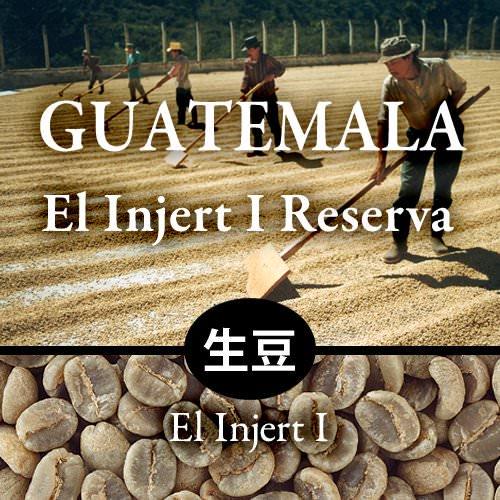 【生豆】  〈グアテマラ〉エル・インヘルト ウーノ レセルバ