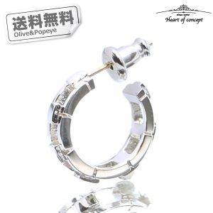 HEART OF CONCEPT/ハートオブコンセプト フープピアス シルバー シングル スタッドピアス メンズ レディース 10K 片耳 HCE-35