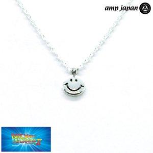 amp japan/アンプジャパン スマイル ネックレス シルバー プチ 小さめ  NOAJ-160