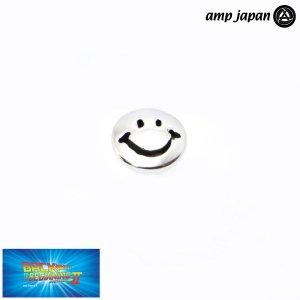 amp japan/アンプジャパン スマイル シングル ピアス シルバー カワイイ kawaii  NOAJ-560
