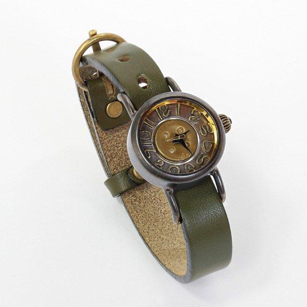 vie/ヴィー 「受注生産品」 ハンメイドウォッチ/手作り時計/クォーツ式 vie-WB-053-WL-001