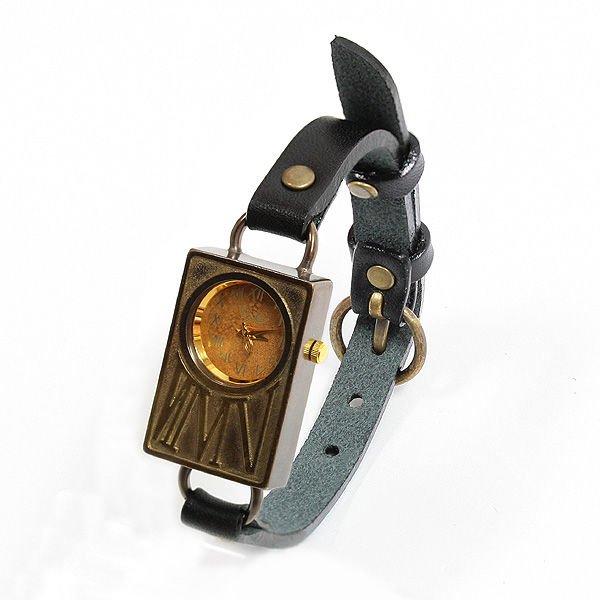 vie ヴィー 「受注生産品」 ハンメイド ウォッチ 手作り時計 クォーツ式 メンズ レディース プレゼント VIE-WB-0…