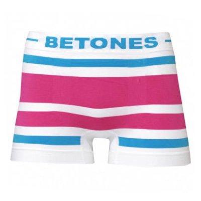 BETONES/ビトーンズ《メンズ》Underwear本物正規品!【ボクサーパンツ】-AKER-Blue/Pink-