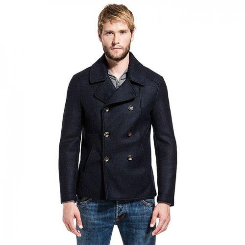 Roy Roger's/ロイロジャース本物正規品!【ジャケット】-eacoat double-layered wool-