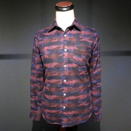 Roy Roger's/ロイロジャース本物正規品!【シャツ】-denimshirt-