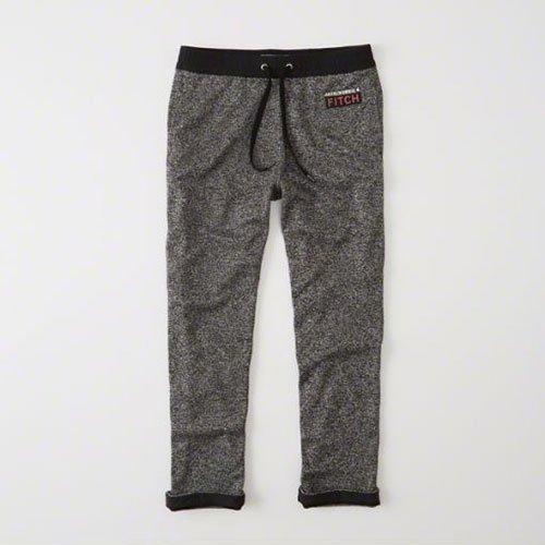 アバクロ本物正規品!メンズ【パンツ】-Logo Classic Sweatpants-