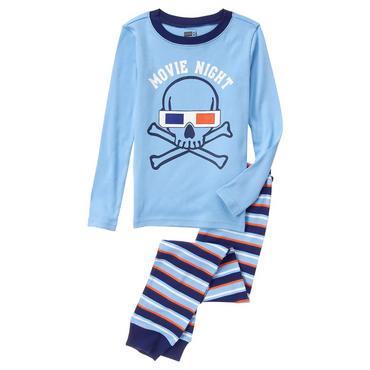 Crazy 8/クレイジーエイト本物正規品!トドラーボーイ【パジャマセット】-Movie Night 2-Piece Pajama Set-
