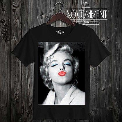 NO COMMENT PARIS/ノーコメントパリ本物正規品!レディース【Tシャツ】-Marilyn Monroe-