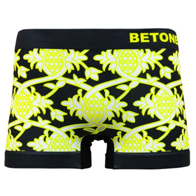 BETONES/ビトーンズ《メンズ》Underwear本物正規品!【ボクサーパンツ】-FEZ YELLOW-