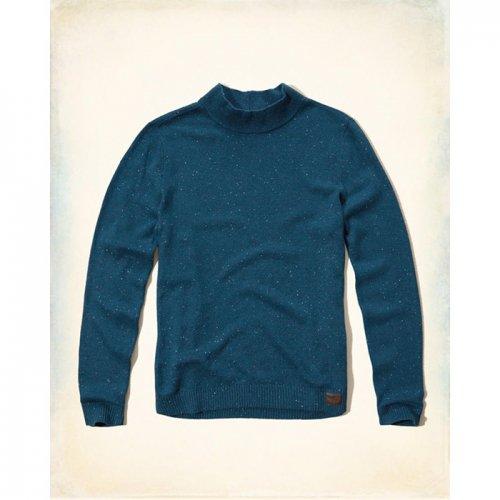 ホリスター本物正規品!メンズ【セーター】-Mock Neck Sweater-