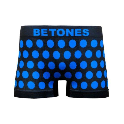 BETONES/ビトーンズ《メンズ》Underwear本物正規品!【ボクサーパンツ】-BUBBLE5 BLUE-