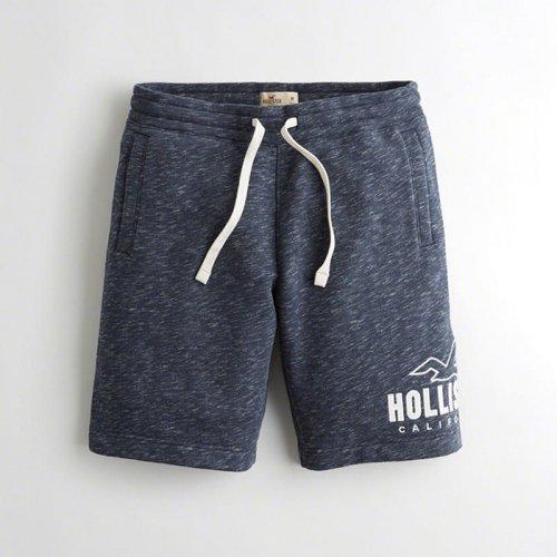 ホリスター本物正規品!メンズ【ショーツ】-Classic Fleece Shorts-