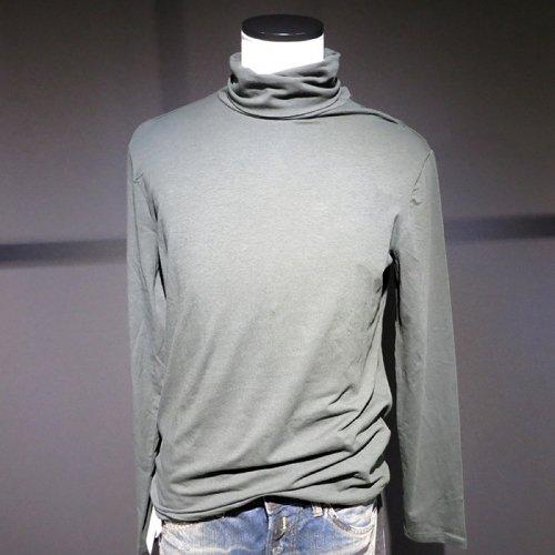 GAS/ガス本物正規品!【Tシャツ】-russel neck l.-