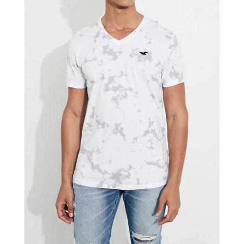 ホリスター本物正規品!メンズ【Tシャツ】-Must-Have V-Neck T-Shirt-