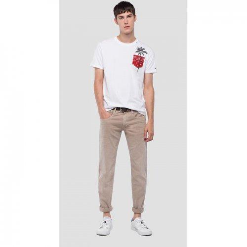 REPLAY/リプレイ!メンズ/Tシャツ-PALM TREE T-SHIRT-