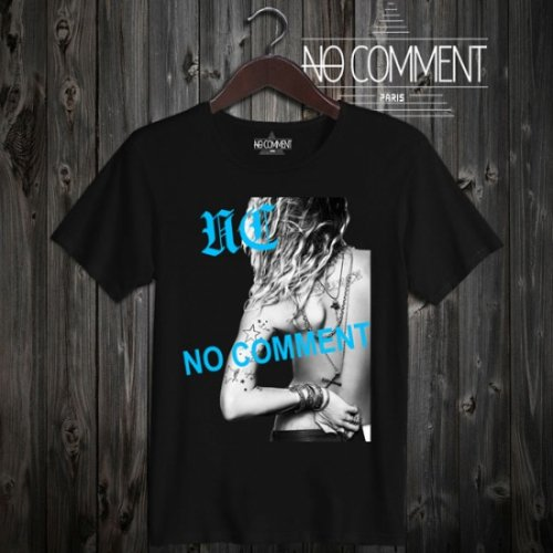 NO COMMENT PARIS/ノーコメントパリ!メンズ【Tシャツ】-NC-