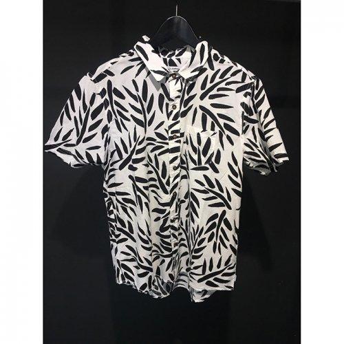 BANKS/バンクス!【シャツ】-Plantation s/s woven shirt-
