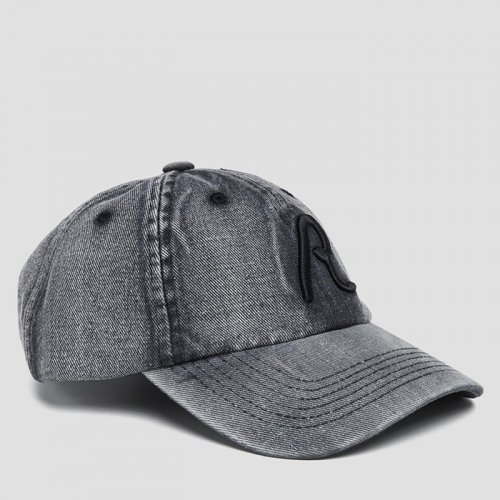 REPLAY/リプレイ!【キャップ】-STONE WASHED DENIM CAP-