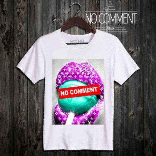 NO COMMENT PARIS/ノーコメントパリ!メンズ【Tシャツ】-lop & candy-